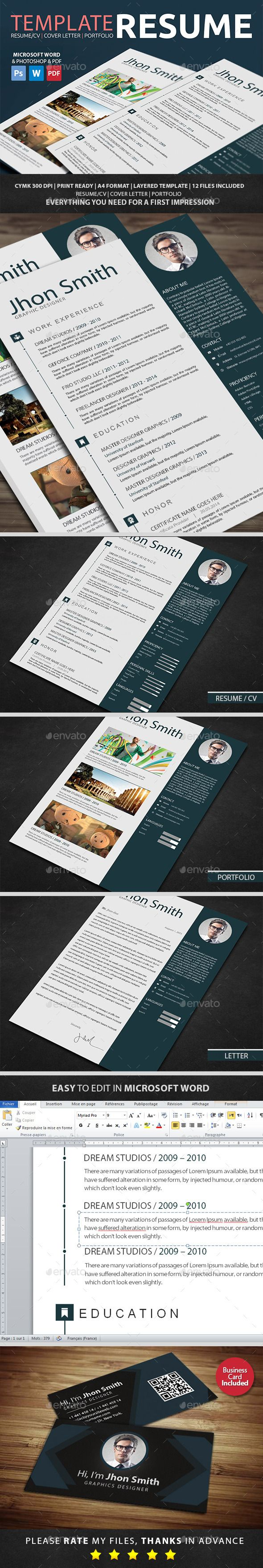 Resume Template Download httpgraphicrivernetitemresume Network Architect