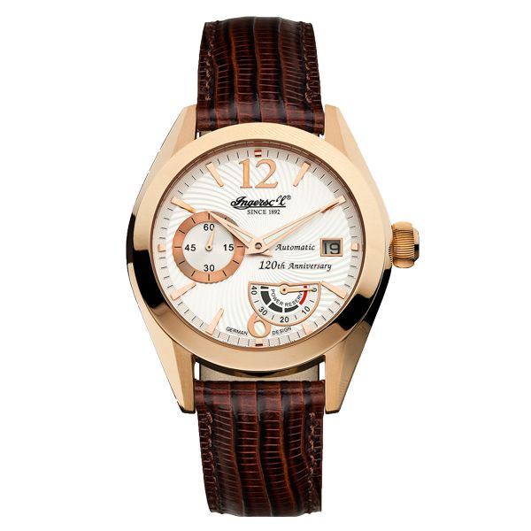Buy your Ingersoll IN8015RWH® Watch from an authorised retailer with free worldwide delivery. October 2016 collection and 5% off your first order