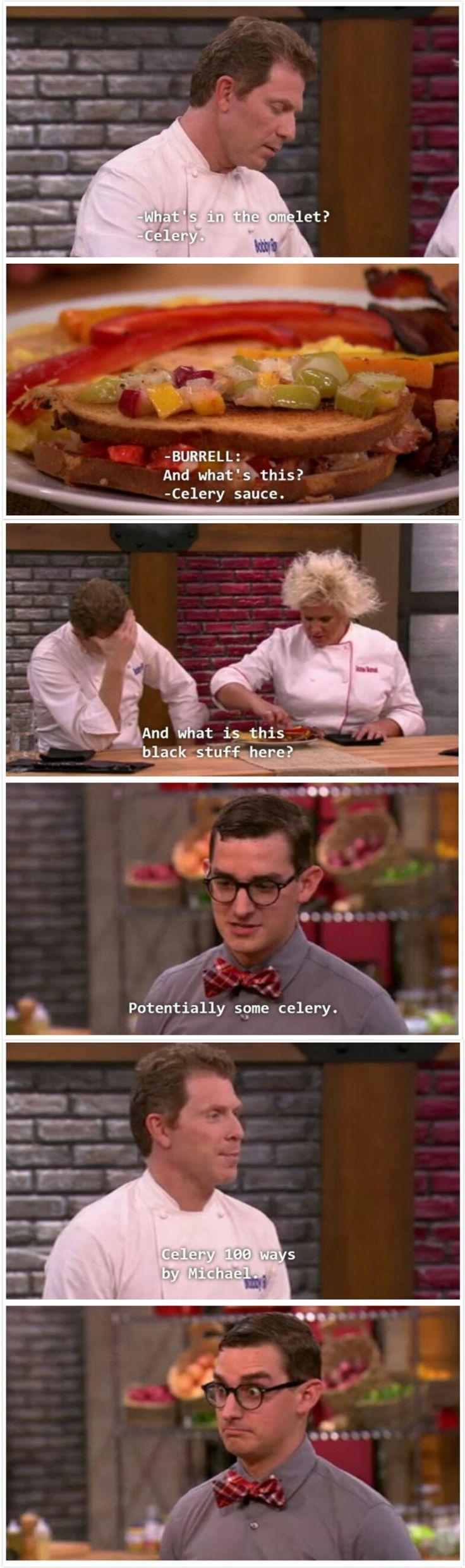 Worst Cooks in America Again, me lol