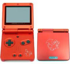 Charizard Pokemon Game Boy Advance SP