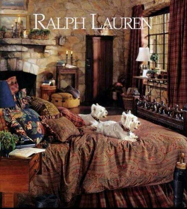305 best Ralph Lauren Designs images on Pinterest | Living ...
