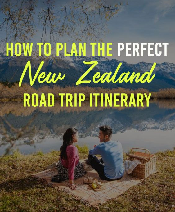 how to create the perfect new zealand road trip itinerary info
