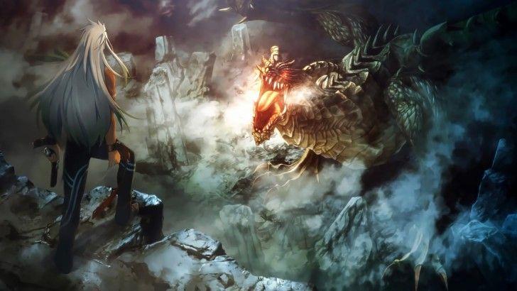 Zaveid Dragon Tales Of Zestiria The X Wallpaper Tales Of Zestiria Dragon Tales Tales