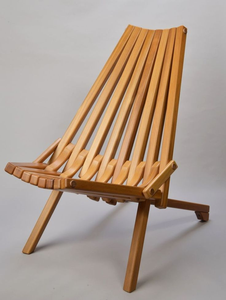30 Beautiful Mid Century Folding Chair