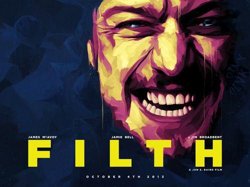 Pogledajte trailer za film Prljavo (Filth)