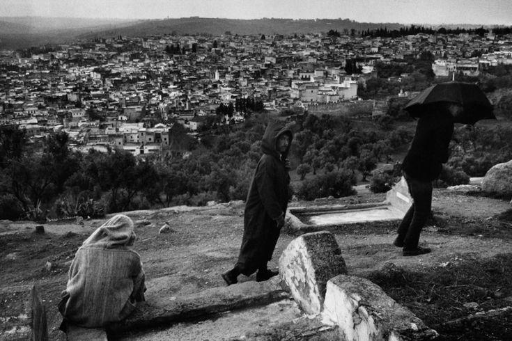 Marc Riboud. Fez, Morocco