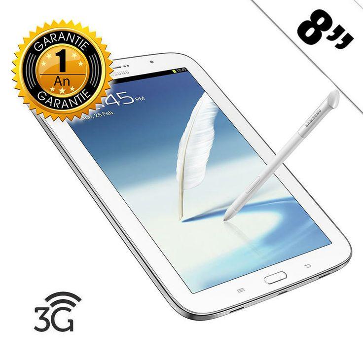 Prix au maroc de la tablette samsung galaxy note 8 0 wifi - Prix de tablette samsung ...
