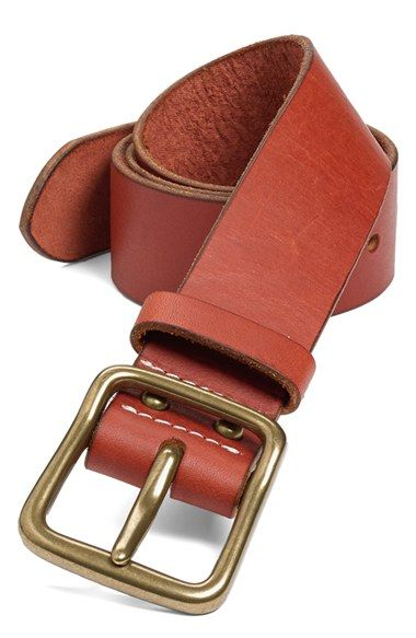 Red Wing 'Pioneer' Belt available at #Nordstrom