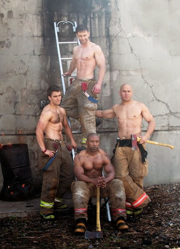 Why do women like firemen