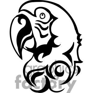 parrot graphic design - Google Search