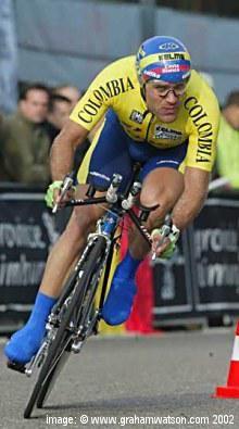 santiago/botero/ciclismo