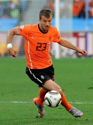 Rafael Van der Vaart, The Netherlands