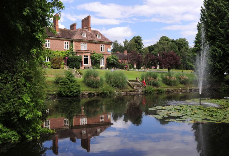 Albrighton Hall Hotel & Spa,Shrewsbury.