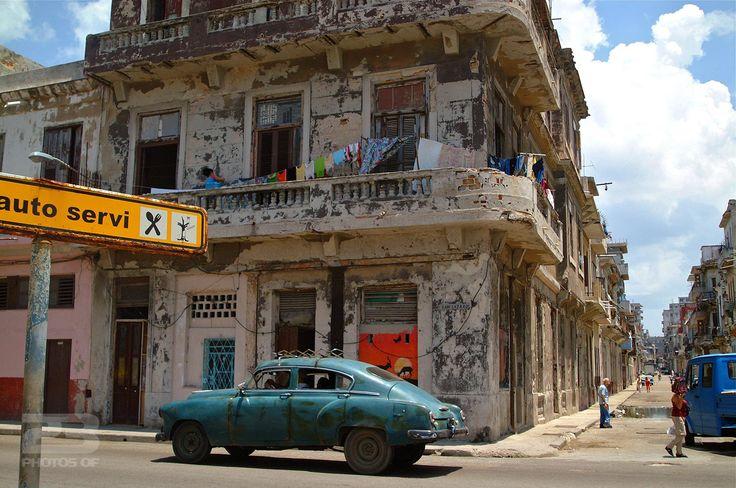 Crumbling Centro Havana photo | 23 Photos Of Havana