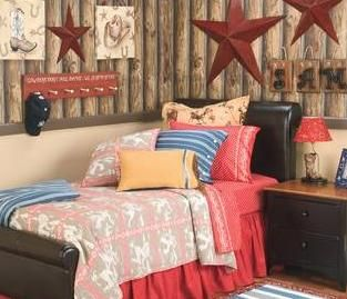 32 best Boy\'s Cowboy Theme Bedroom images on Pinterest