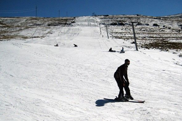 9 June 2015. on the 9th of June 2015 my family and I and our family friends went to Lesotho and went skiing at afriski in the Maluti mountain range! at the end of the second day I went on the long course which was 1km long! it was my first time skiing!