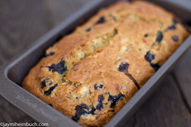 Healthy banana blueberry bread [Vegan] : TreeHugger