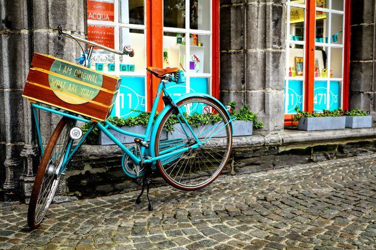 #belgian #bicycle #brugge #city #european #street #street details #window shop