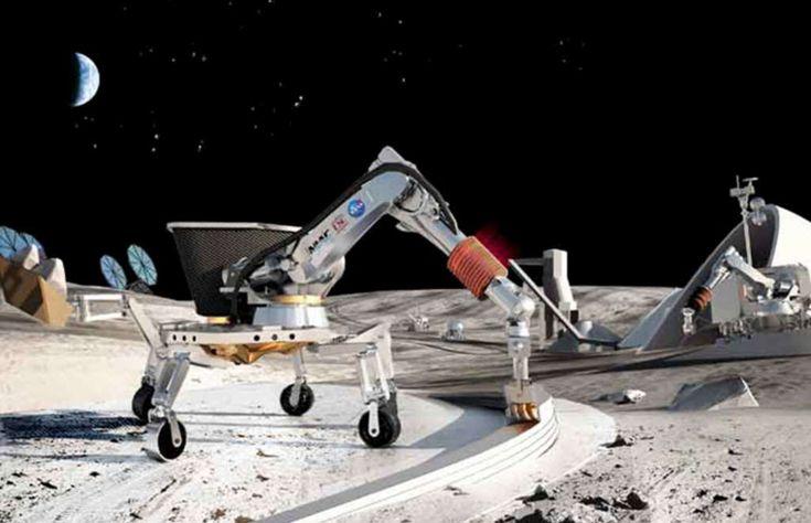 A un paso de la explotación minera de la Luna... mmm ¿queremos que eso pase?...