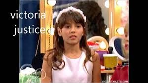 Victoria Justice on The Suite life of Zack and Cody...Back then!