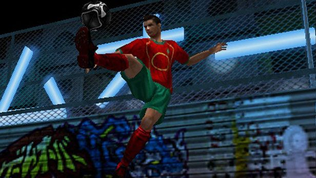 FIFA Street 2 PC Game Screenshots