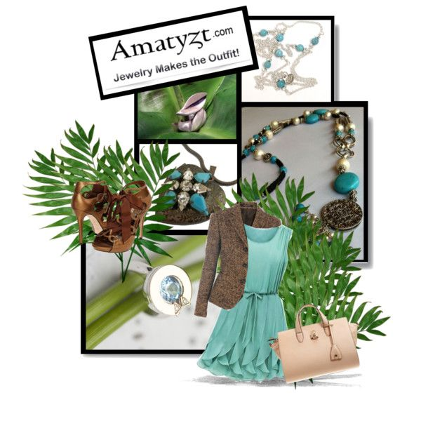 """""""Turquoise Beauty"""" by sierra-loves-life on Polyvore"""