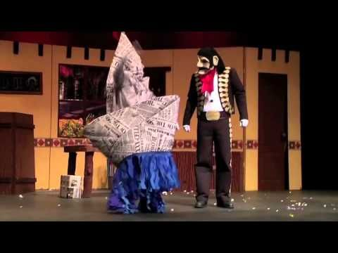 La piñata más grande del mundo (primeros 44 minutos)