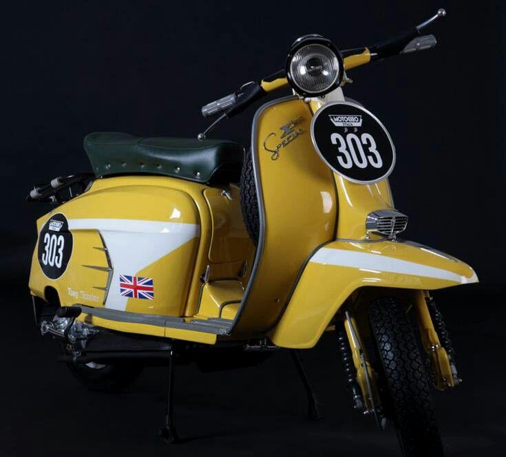 Lambretta Special. Love it!