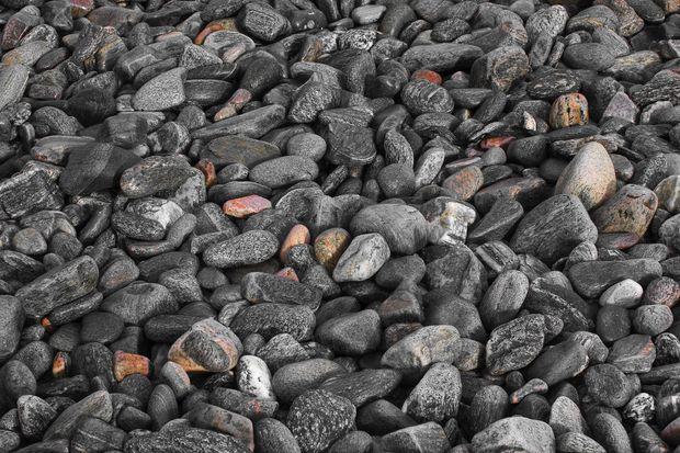 Ground of Pebbles