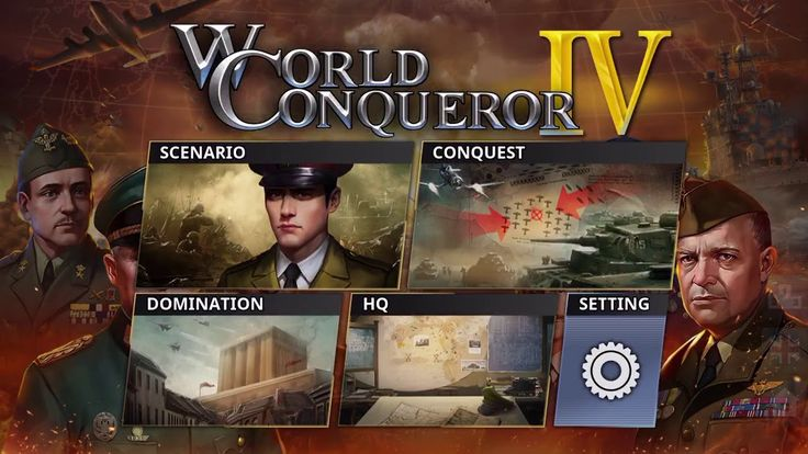 #WorldConqueror4