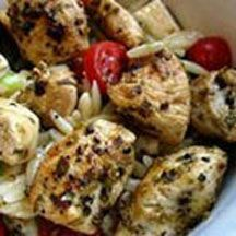 Athenian Chicken.