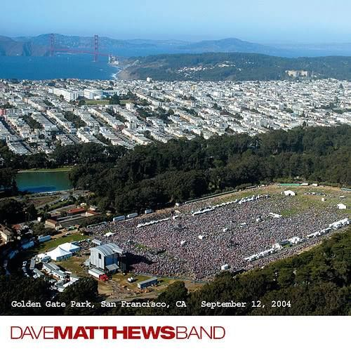 Live Trax 2 was released on December 17, 2004. The concert was recorded at the Golden Gate Park in San Francisco with Carlos Santana sitting in as a special guest for several songs. (it won't let me post the link!! to order…go to http://davematthewsband.shop.musictoday.com )