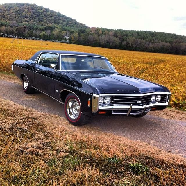 69 Impala SS 427 | Aut...