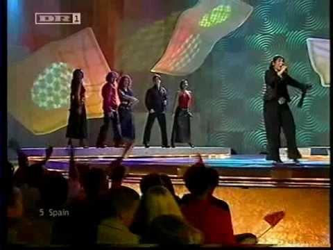 Eurovision 2002 - Rosa - Europe's living a celebration