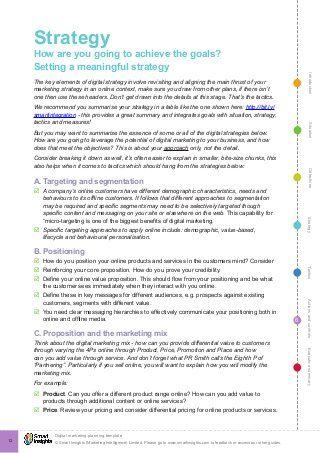 25+ unique Marketing plan template ideas on Pinterest Marketing - seo plan template