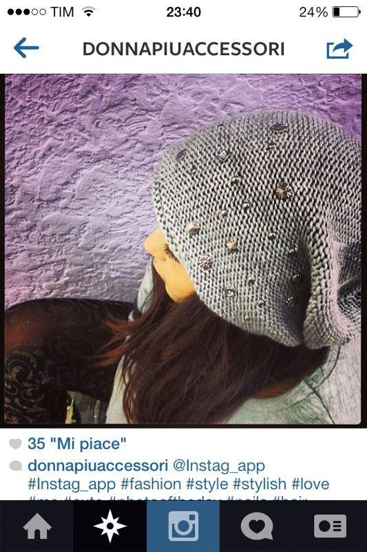 Cappello bieche moda fashion
