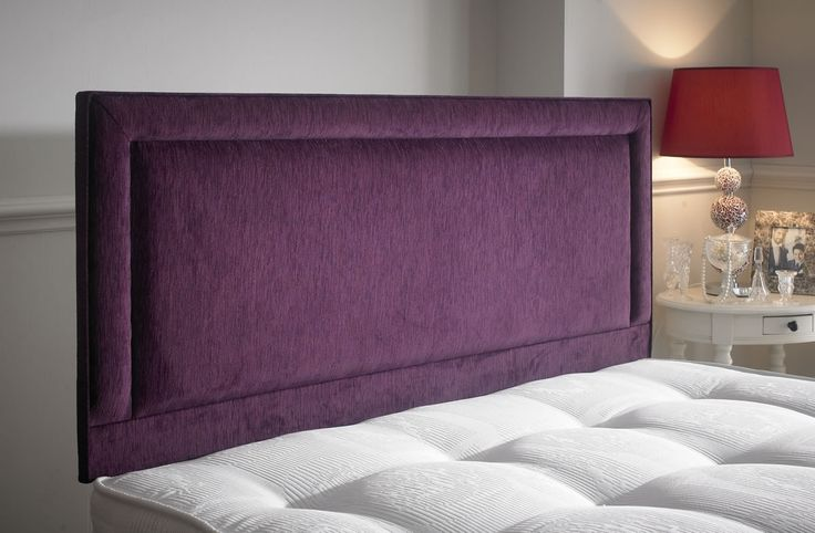 The Laura headboard is a stunner. It has straights sides and in the shape of a rectangle with another rectangle on the inside. The smooth fabric is really comfy and soft. It is a stylish headboard and is a really great price. http://www.chicconcept.co.uk/5142-laura-5055157622887.html