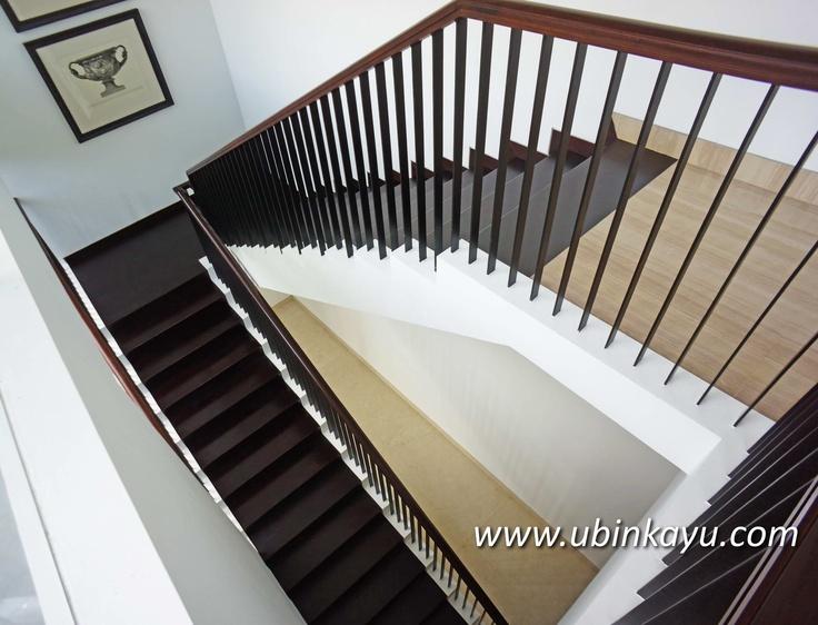 Merbau wood for staircase