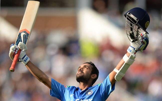Ajinkya Rahane turns 29: Virender Sehwag, Rohit Sharma and Shikhar Dhawan wish birthday boy : Cricket, News http://indianews23.com/blog/ajinkya-rahane-turns-29-virender-sehwag-rohit-sharma-and-shikhar-dhawan-wish-birthday-boy-cricket-news/