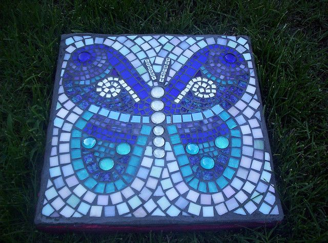 Butterfly Stepping Stone | Flickr - Photo Sharing!