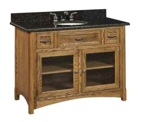 1000 Images About Amish Built Bathroom Vanities On Pinterest