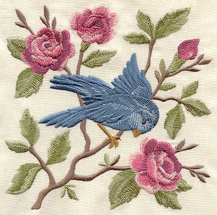 Machine Embroidery Designs at Embroidery Library! - Color Change - S0393