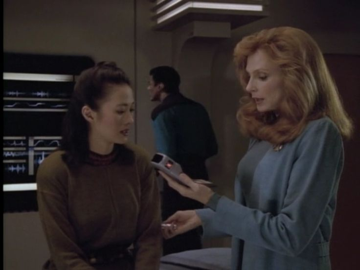 Rosalind Chao Star Trek | www.pixshark.com - Images ...
