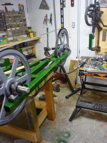 Diy Bandsaw Mill Parts