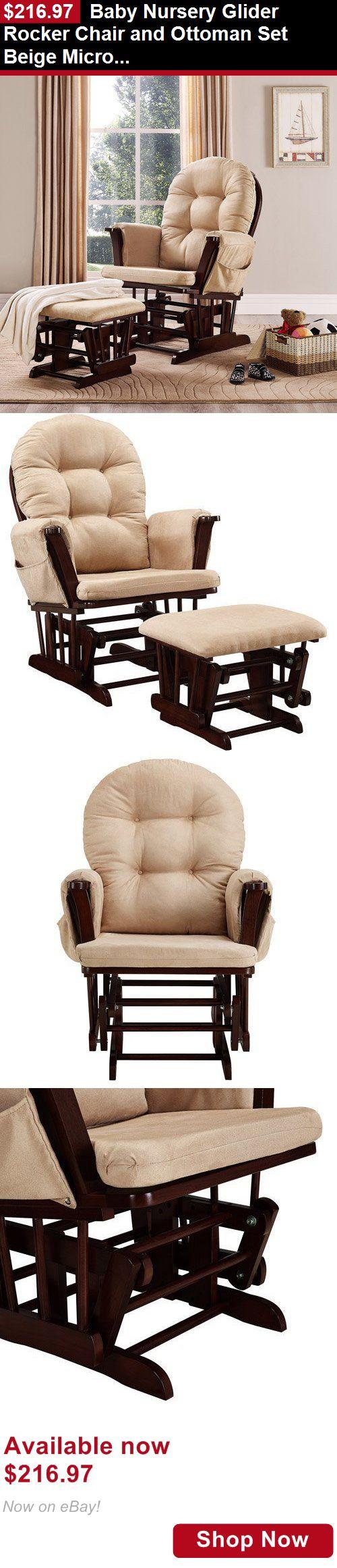 ... Pinterest  Nursery Rocker, Glider Rocking Chair and Nursery Furniture