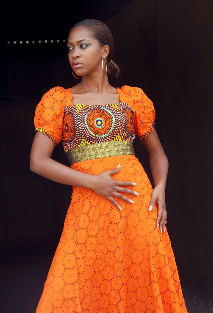 121 Best Ankara Dress Images On Pinterest