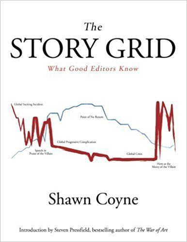 The Story Grid Product Review | #Author Toolbox Bloghop