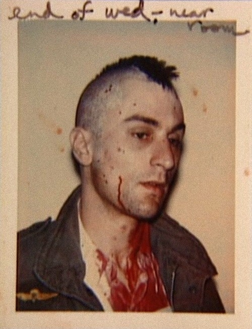 Taxi driver- this movie showed just how far a person will go to protect one he loves. And with him - thank GOD there weren't any limits