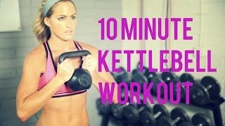 kettlrball workout