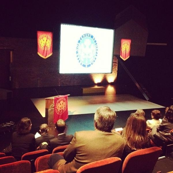 Gov.General' Performing arts awards at @theatrejunction GRAND March 2012 @calgary2012 #sceneyyc